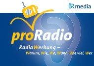 RadioWerbung – - Radio- und TV-Werbung