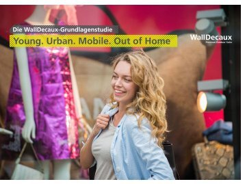 Young. Urban. Mobile. Out of Home - YOUNG URBAN MOBILES ...