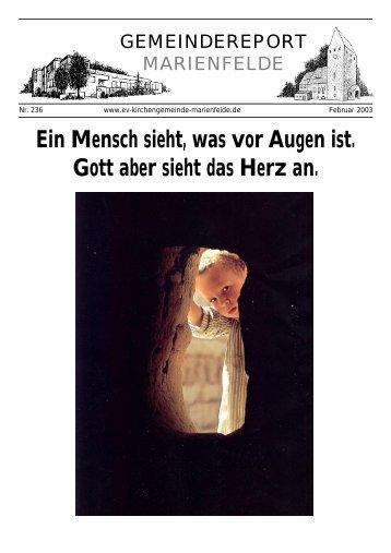 """""""Abendkirche"""" jeden Freitag um 18.00 Uhr in der Dorfkirche"""