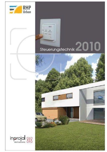 Inprojal RHP 2010.pdf - Rolladen Handel Porz