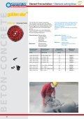 Diamant-Trennscheiben – Diamond cutting discs - Sonnenflex - Seite 5