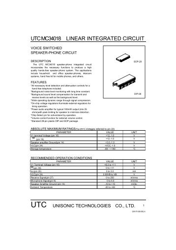 an integrated circuit with transmit beamforming and