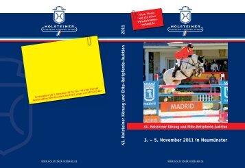 3. – 5. November 2011 in Neumünster