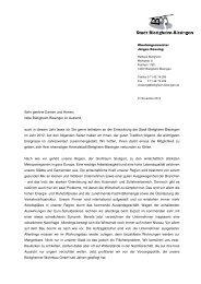 Jahresrückblick 2012 - Stadt Bietigheim-Bissingen