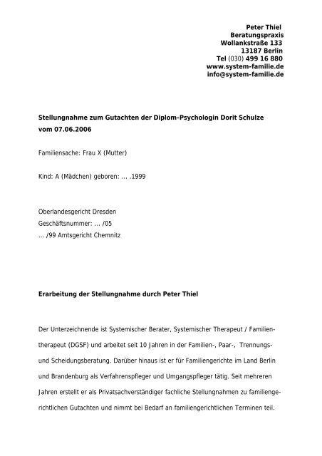 Stellungnahme Zum Vorentwurf Fur Eine Gesamtschweizerische