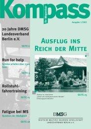 Landesverband - Deutschen Multiple Sklerose Gesellschaft