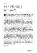 Von Finnland lernen?! Nach - Perspektive 21 - Seite 3