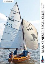 Ausgabe 03/2011 (September) - Blankeneser Segel-Club eV