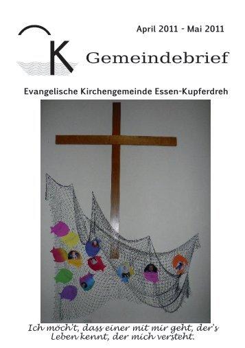 Gemeindebrief Oktober 2009 / Januar 2010 - Evangelische ...