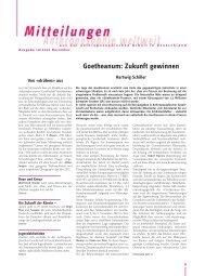 Von «drüben - Anthroposophische Gesellschaft in Deutschland