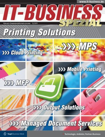 Printing Solutions - IT-Business