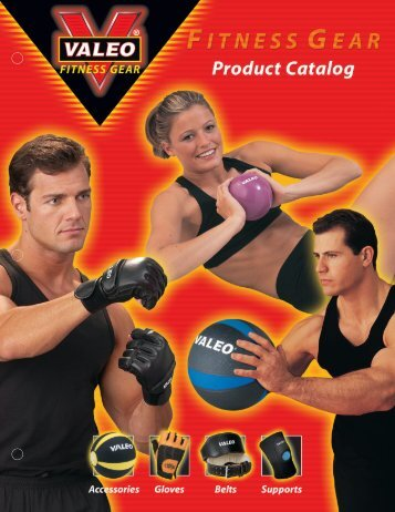 Fitness Accessories - Valeo Fitness