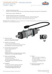 standard-motor kurz-einstellanleitung für valetta raffstore typ mm1 e ...