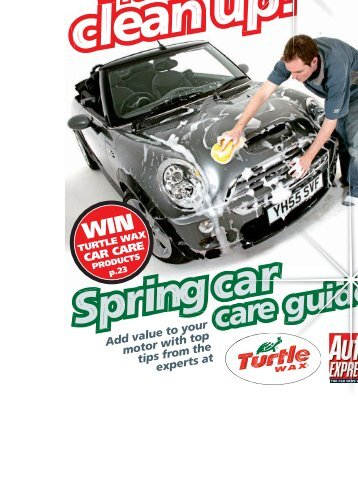 Spring Car Care Guide.pdf - Turtle Wax