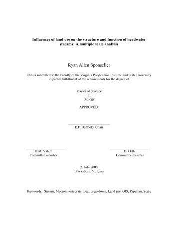Ryan Allen Sponseller - Digital Library and Archives - Virginia Tech