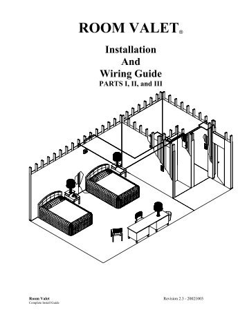 Valet Intercom Wiring Diagram