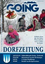 Dorfzeitung Dezember 2007 (0 bytes) - Going am wilden Kaiser ...