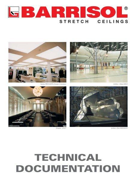 stretch ceilings - Barrisol
