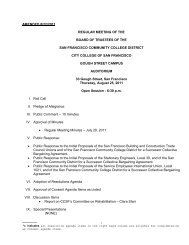 amended 8/22/2011 regular meeting of the board of trustees of the ...