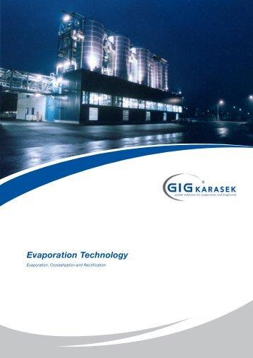 Evaporation Technology - Medibalt