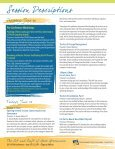 Conference Sessions and Activities - International Policy ... - Page 4