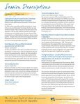 Conference Sessions and Activities - International Policy ... - Page 5