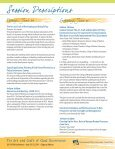 Conference Sessions and Activities - International Policy ... - Page 6