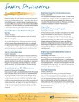 Conference Sessions and Activities - International Policy ... - Page 7