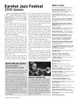 Valerie Joyce Pony Boy's Day Out Festival Preview ... - Earshot Jazz - Page 4
