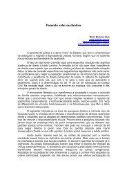 19 - Fazendo valer os direitos - Maria Berenice Dias