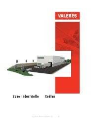 Zone Industrielle Zone Industrielle Kehlen - Valeres