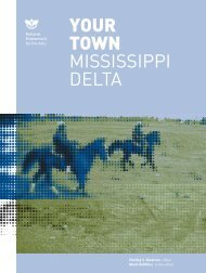 Your Town: Mississippi Delta - National Endowment for the Arts