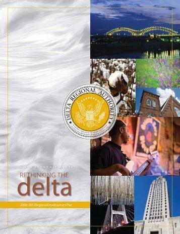 Delta Regional Authority - Regional Development Plan