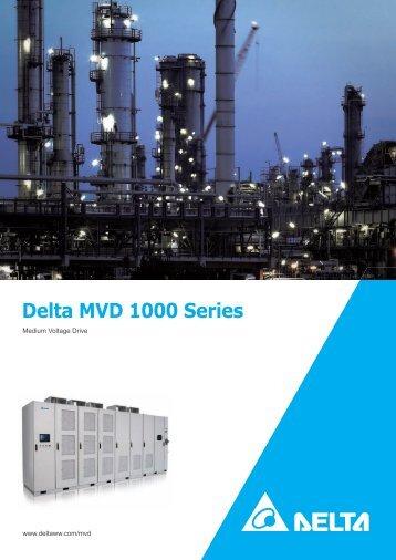 Delta MVD 1000 Series - Delta Electronics