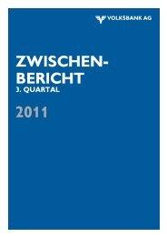 bilanzeid - Volksbank AG