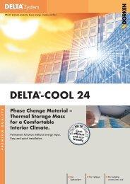 DELTA®-COOL 24 - Ewald Dörken AG
