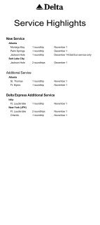 Delta Worldwide Timetable - AirTimes - Page 3