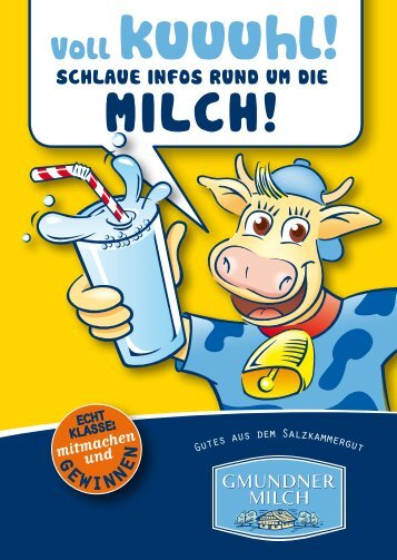 PDF Downloaden - Gmundner Milch