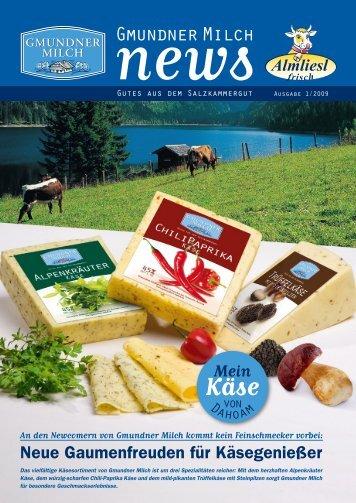 Mein Käse - Gmundner Milch