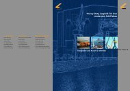 Heavy-Duty Logistik für den modernen Schiffsbau - Kirow Leipzig AG
