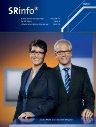 Ausgabe 01/2012 - Saarländischer Rundfunk