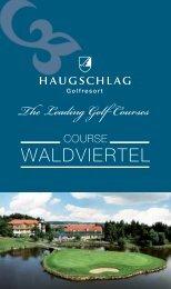 Course Waldviertel