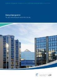 Kompaktprogramm Preisliste - 2012 (26 Mb) - Systemair