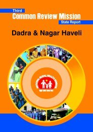 Common Review Mission - National Health Systems Resource Centre