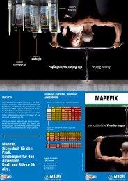 Mapefix VE SF - Mapei