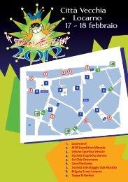 Città Vecchia Locarno 17 - 18 febbraio - Sub Muralto