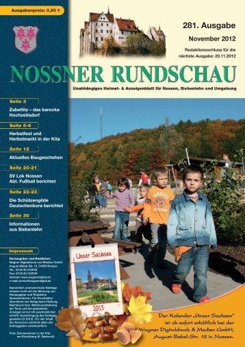 LESERBRIEF - Nossner Rundschau