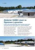 Temmuz - Eylül 2012 - GAMA - Page 6