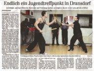 Endlich ein Jugendtreffpunkt in Dransdorf - Ortsausschuss Bonn ...