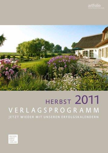neuer - Becker Joest Volk Verlag
